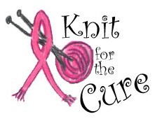 Knit for the Cure logo
