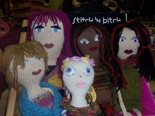The A Mano Knitted Babes